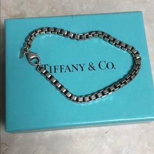 Tiffany Venetian chain bracelet